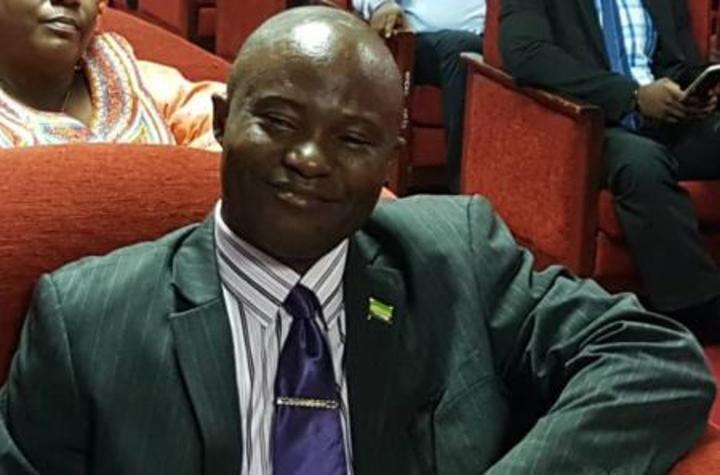 The ignoble lands minister of Sierra Leone – Dr Sandi has been sacked