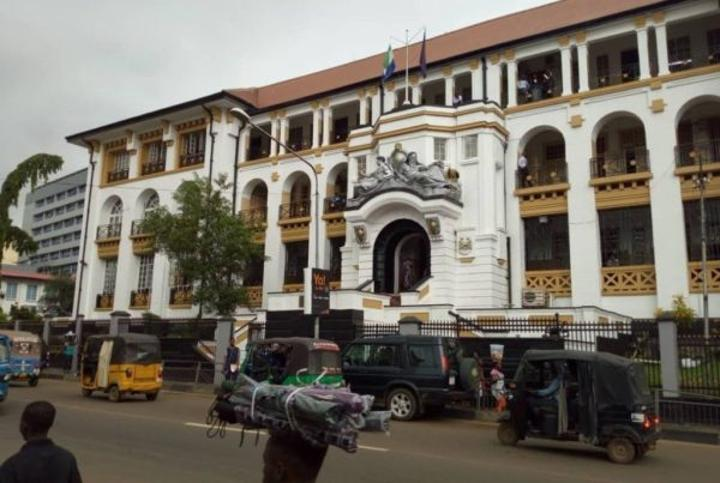Sierra Leone's Court of Appeal upholds commission of inquiry verdict