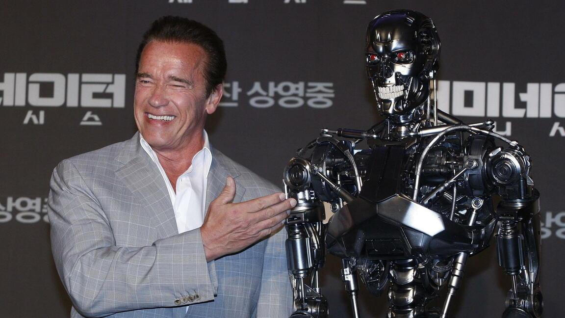 شوارزنيغر تحوّل من بطل عالمي في كمال الأجسام لممثل ناجح (الأوروبية)