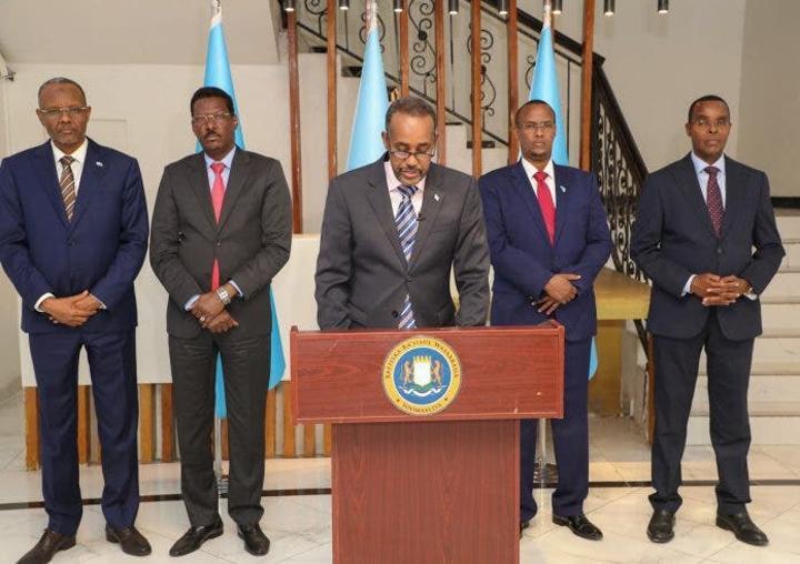 رئيس الوزراء الصومالي يعلن إجراء انتخابات مختلف بشأنها