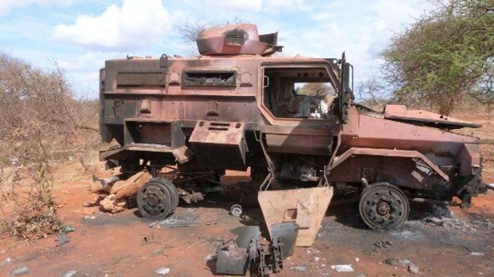 مصرع 4 جنود كينيين في هجوم قرب الحدود الصومالية الكينية
