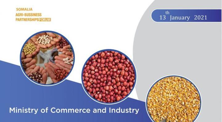 نائب وزير التجارة يفتتح رسميا منتدى التعاون التجاري الزراعي ٍ في مقديشو