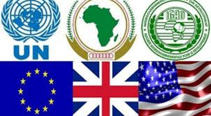 الشركاء الدوليون يحثون الصوماليين على حل الخلاف في الانتخابات
