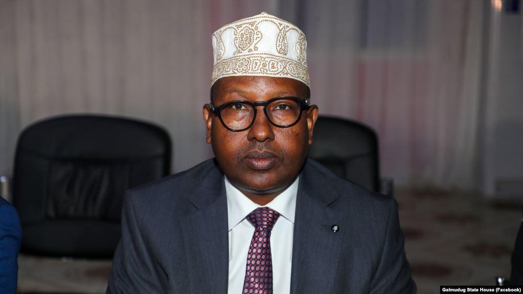 غلمدغ تتحدث عن معارك عنيفة في مناطق من إقليم مدغ بوسط الصومال