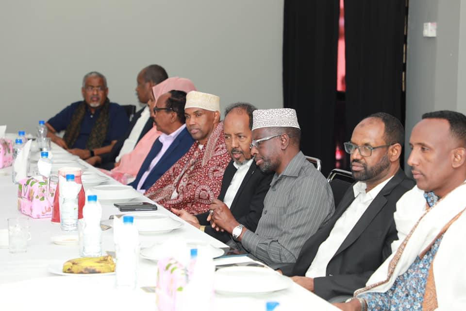 اتحاد المرشحين يدعو مجلس الأمن إلى التدخل في المأزق الانتخابي في الصومال