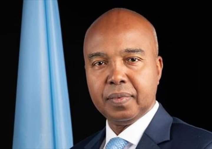 القائم بأعمال وزير الخارجية الصومالي يشيد بمتانة العلاقات بين بلاده ومصر