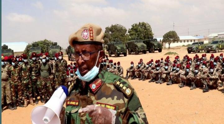 الجيش الوطني يقتل 76 من مليشيات الشباب خلال تصديه لهجومين بمحافطة شبيلى السفلى