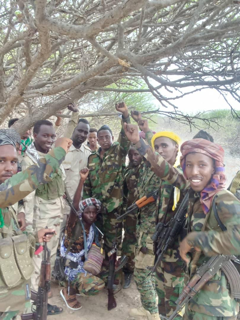 الجيش الوطني يجتاح معاقل مليشيات الشباب في جنوب مدينة طوسمريب