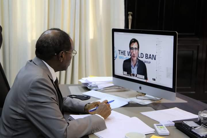 وزير المالية يشارك في اجتماع وزراء مالية الاتحاد الافريقي