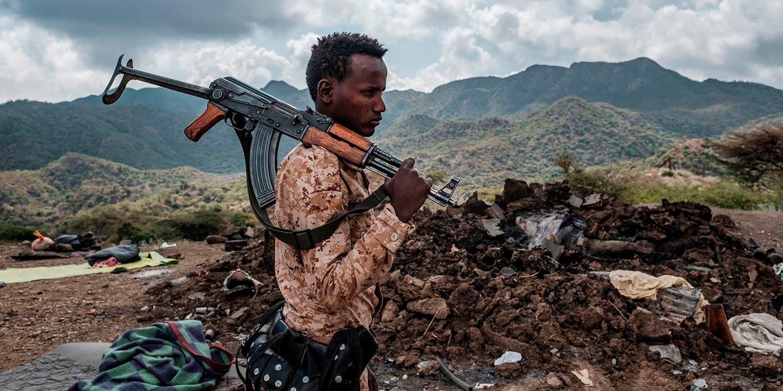 مصرع 100 شخص في قتال بين الصوماليين والعفار في إثيوبيا