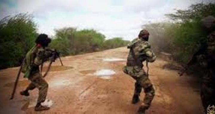 قتال بين القوات الحكومية ومقاتلي حركة الشباب في إقليم غدو
