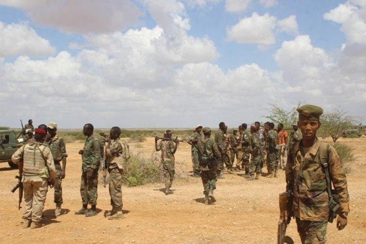 الجيش الصومالي يعلن قتل أكثر من 130 من مسلحي حركة الشباب خلال ثلاثة أسابيع