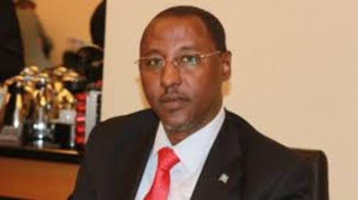 المرشح الرئاسي عبد الكريم غوليد: زج القوات الصومالية في الحرب في إقليم تيغراي خيانة وطنية