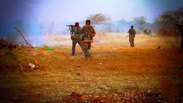 حركة الشباب تشن هجوما على قاعدة للقوات الصومالية في إقليم باي