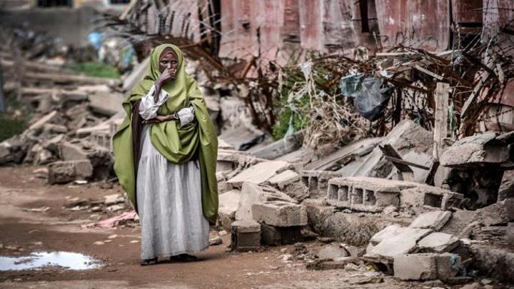 الصومال: الفيضانات تجرف المحاصيل على ضفاف نهر شبيلي