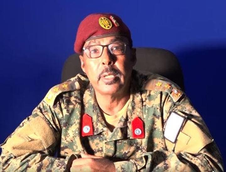 الجيش الصومالي يعلن قتل 20 من عناصر من حركة الشباب