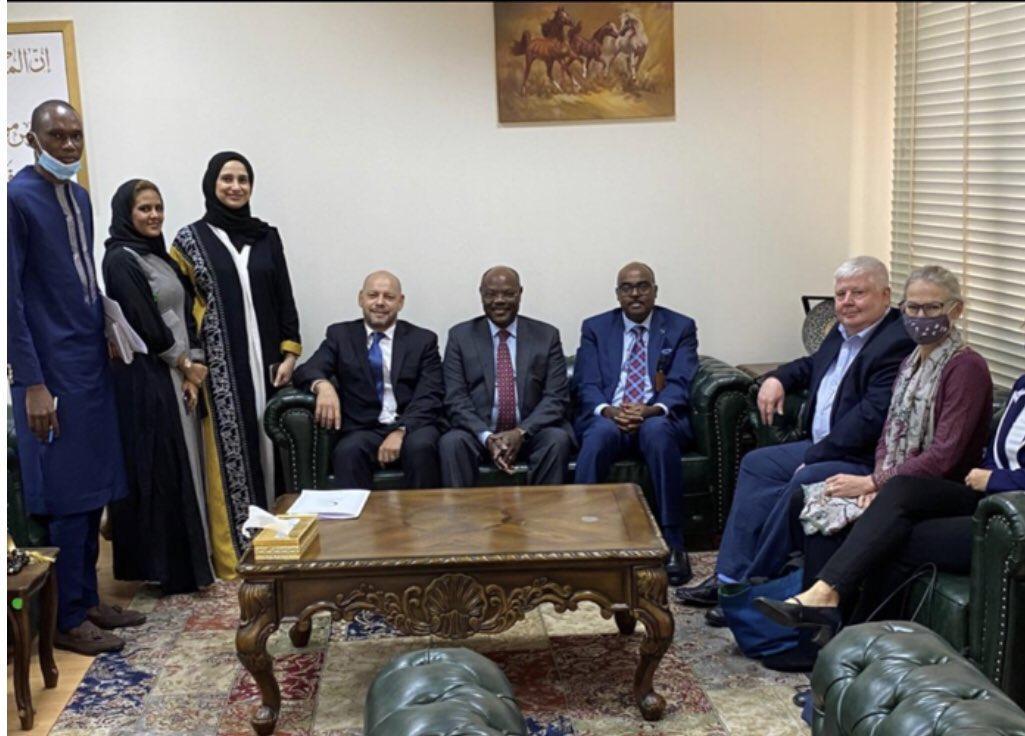 منظمة التعاون الإسلامي والأمم المتحدة يعقدان مناقشات عن تعزيز الدعم للصومال