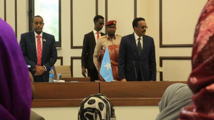 وساطة لإنهاء النزاع بين الرئيس الصومالي ورئيس الحكومة