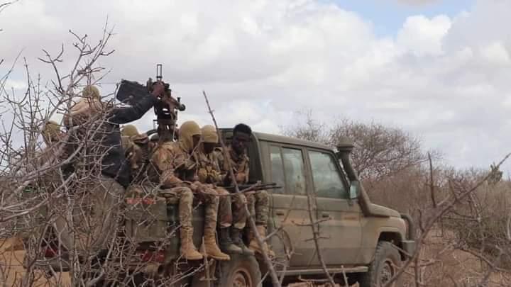 الجيش الوطني يستعيد قري مأهولة من المتمردين