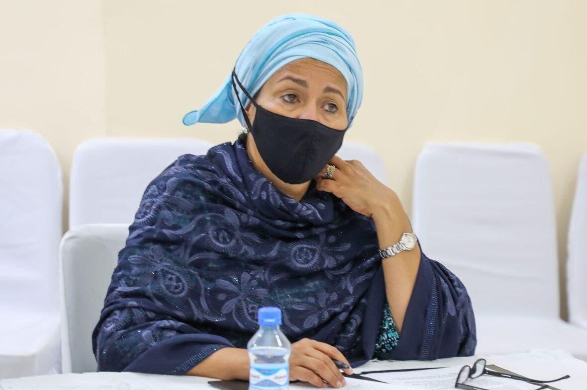 نائبة الأمين العام للأمم المتحدة تشجع تعزيز المشاركة السياسية للمرأة وإجراء انتخابات سلمية في الصومال