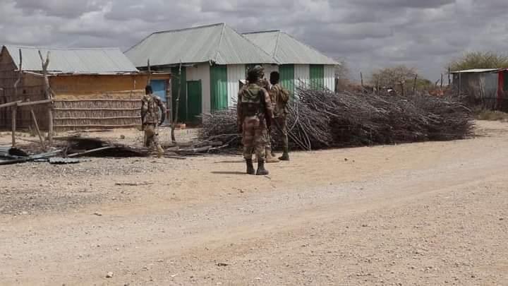 الجيش الصومالي يستولي على مناطق في إقليمي شبيلي الوسطى وهيران