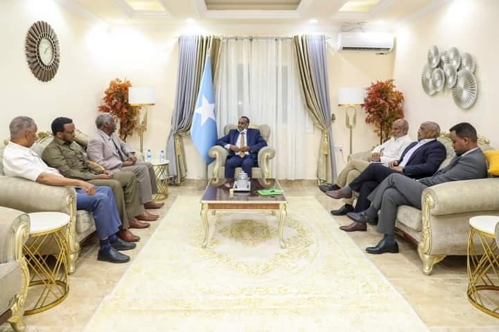 رئيس الوزراء يلتقي ممثلين عن منظمات المجتمع المدني