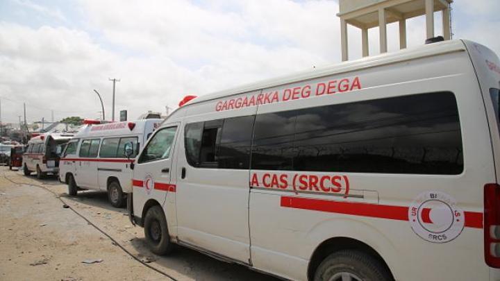 الصومال: مصرع نحو 10 أشخاص في هجوم انتحاري بمقديشو