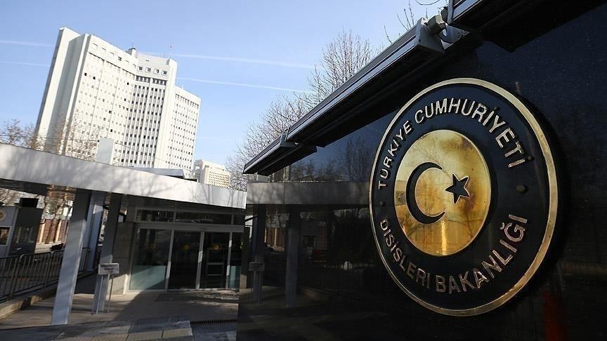 تركيا تدين بشدة التفجير الإرهابي في مقديشو