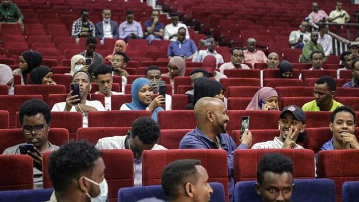 مقديشو تشهد أول عرض سينمائي منذ ثلاثة عقود