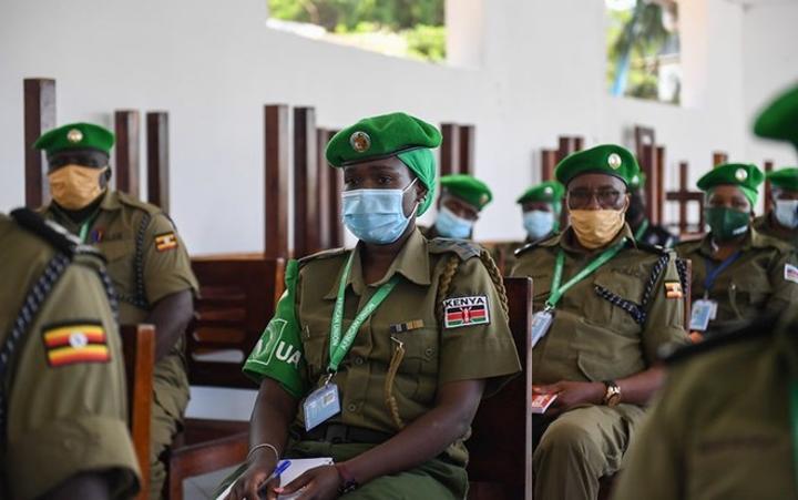 كينيا ترسل مزيدا من القوات إلى الصومال