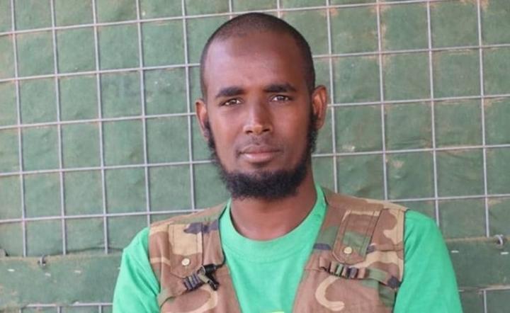 استسلام أحد عناصر حركة الشباب إلى الجيش الصومالي