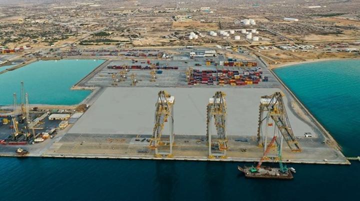 مجموعة استثمارية بريطانية تضخ 320 مليون دولار في تطوير ميناء بربرا