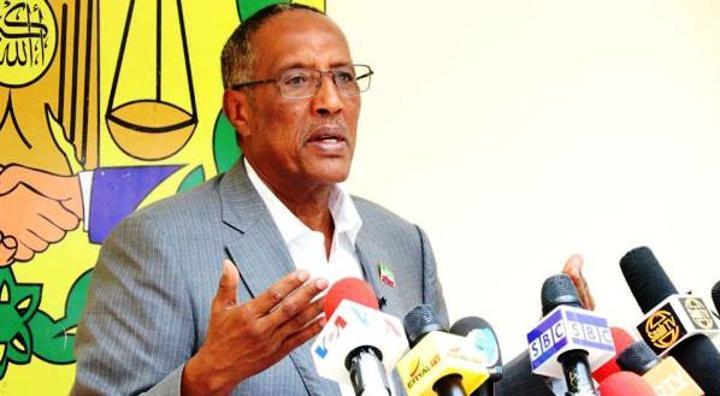 موسى بيحي يدعو الحكومة الصومالية والمعارضة إلى عدم التدخل في سياسة أرض الصومال