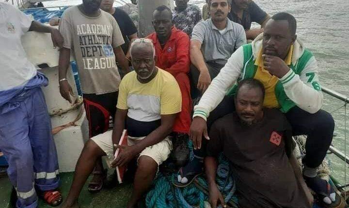 إلقاء القبض على صيادين أجانب في سواحل أرض الصومال