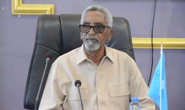 عبدي حاشي ينفي التوصل إلى اتفاق بشأن الاتنخابات الخاصة بممثلي أرض الصومال