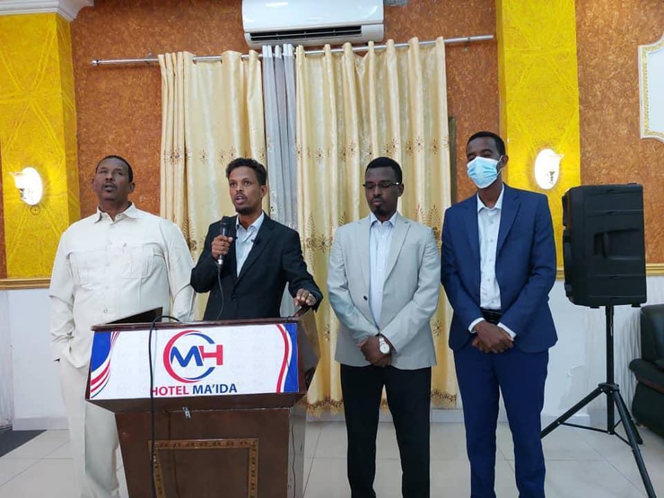 انقسام لجنة الانتخابات الخاصة بأرض الصومال إلى جناحين