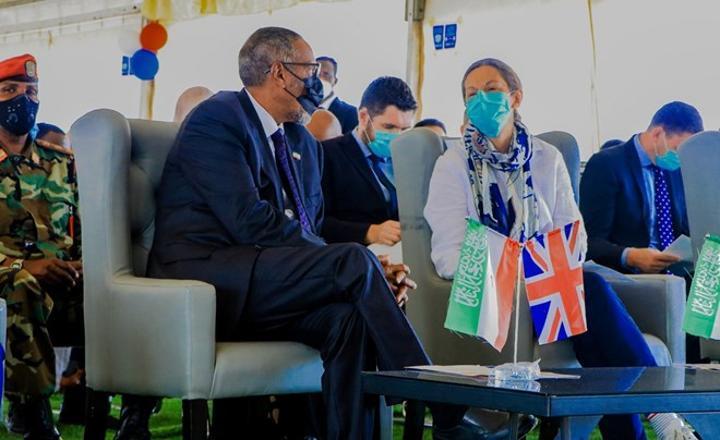 الحكومة البريطانية تنفذ مشروعًا بقيمة 17 مليون دولار في أرض الصومال