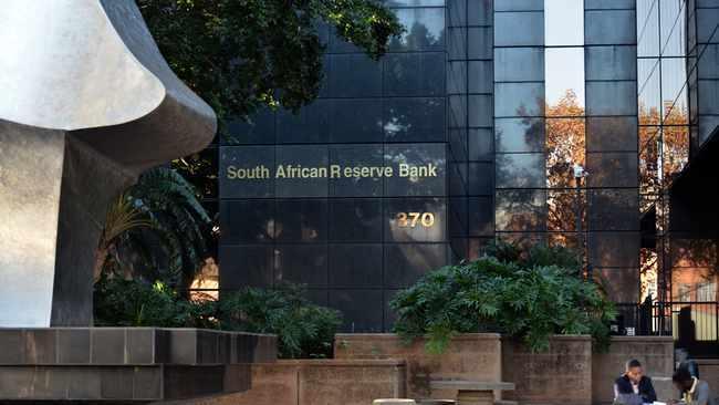 Plan to nationalise SA Reserve Bank sends 'negative signal' - Treasury