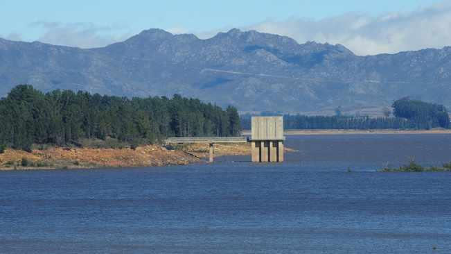 Cape Town metro enjoys good dam levels while some Western Cape areas still face drought