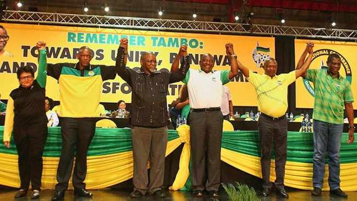 How the ANC hopes to 'captivate the youth' again