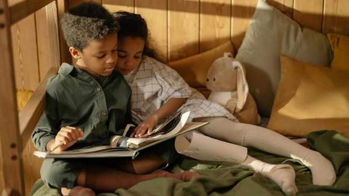 The importance of encouraging your child to read