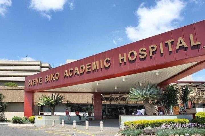 Covid-19: Why Steve Biko hospital is under increasing pressure