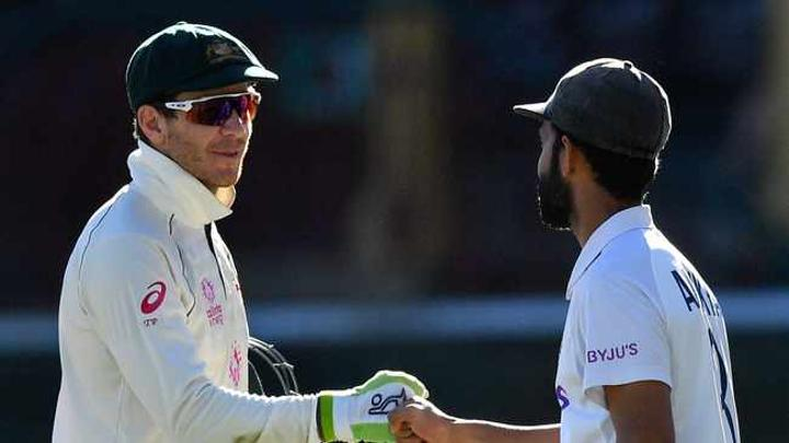 Draw 'tough to swallow' for dejected Aussie skipper Tim Paine