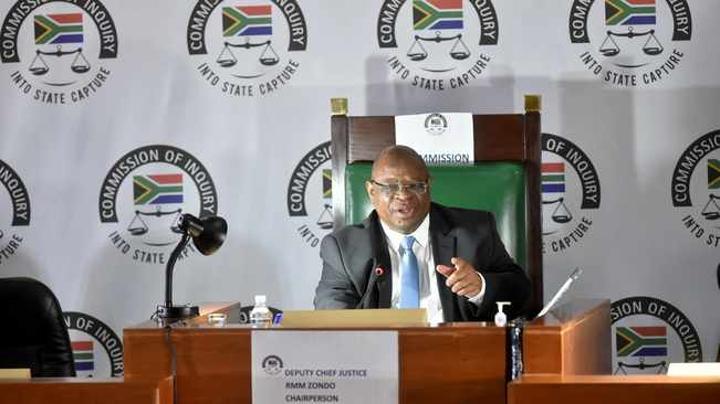 Former Eskom executive kept Gupta meetings secret out of fear, inquiry hears
