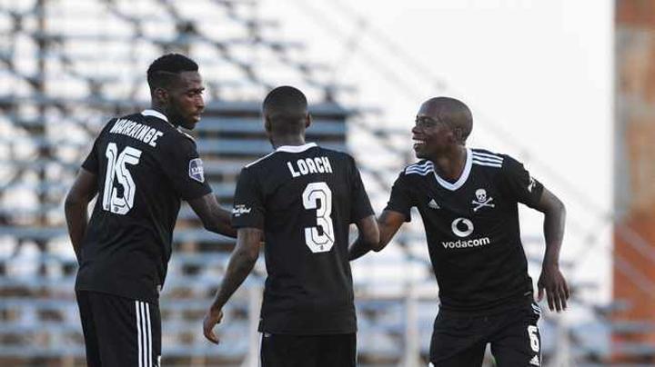Orlando Pirates get comfortable win over Tshakhuma Tsha Madzivhandila