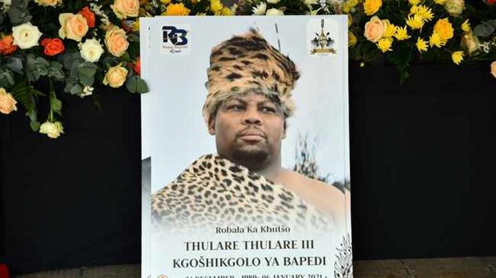Late Bapedi king hailed as unifier, community developer