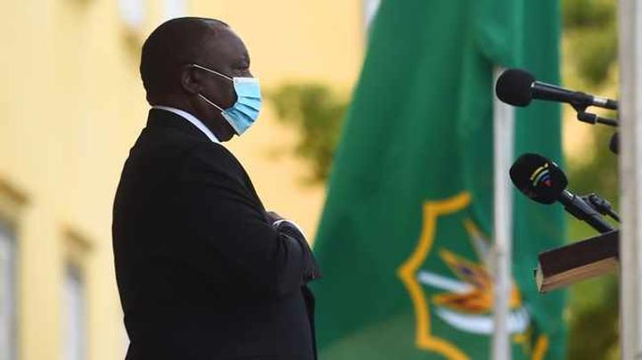 Ramaphosa honours SANDF at Mendi commemoration