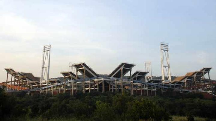 Tshwane stadiums in ruins due to negligence