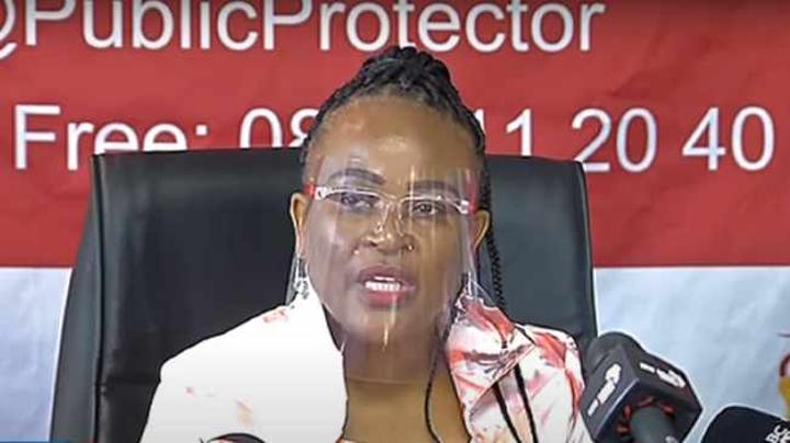 No decision yet by Public Protector on probe of DA councillors