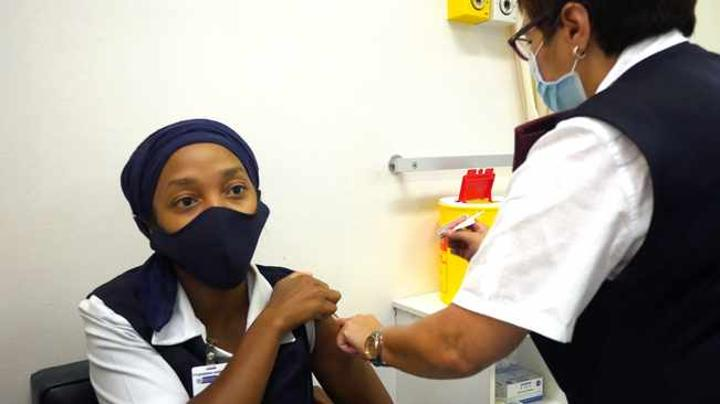 Cape healthcare workers nervous and excited for vaccinations